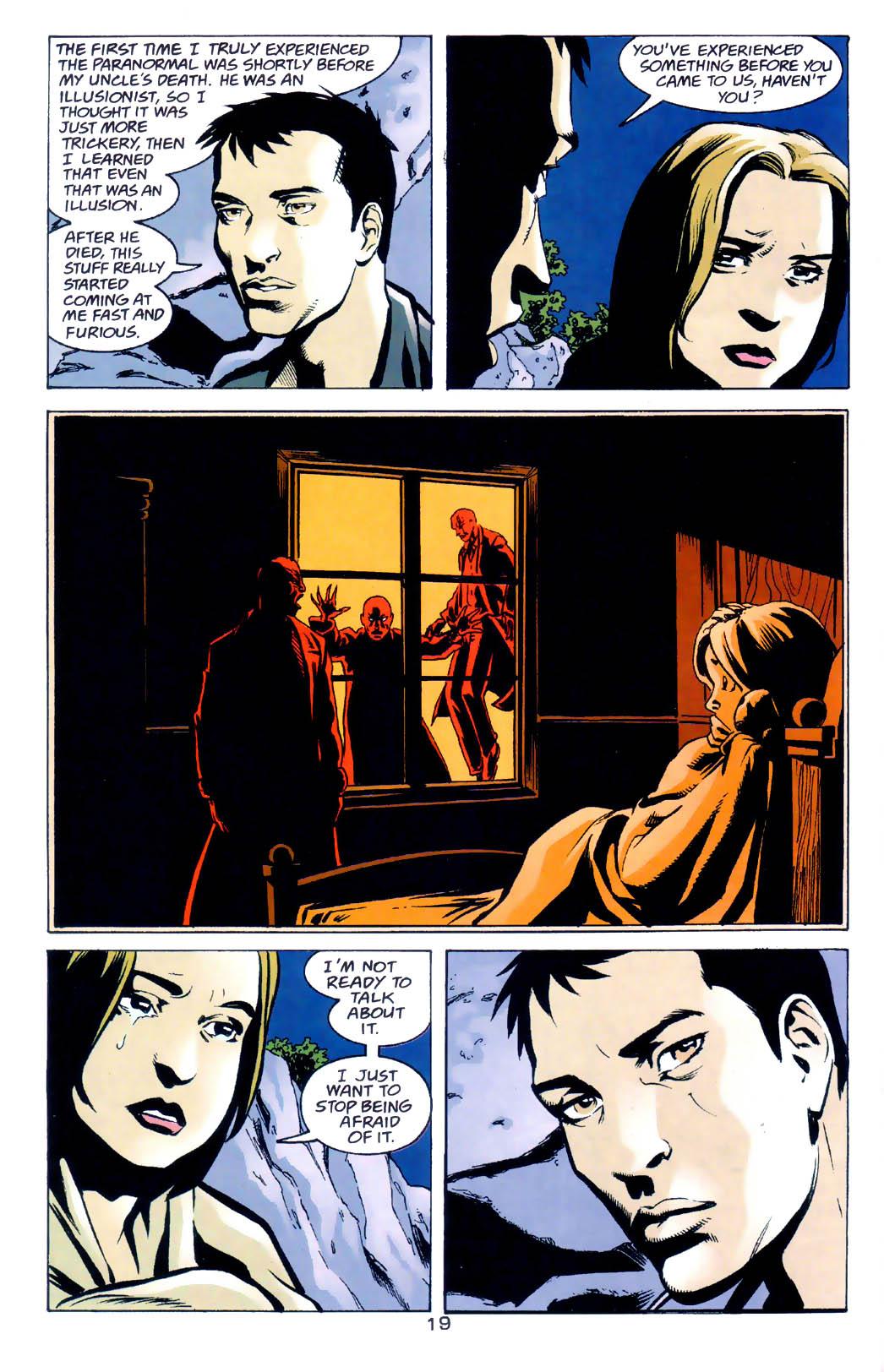 Read online Midnight, Mass comic -  Issue #7 - 20