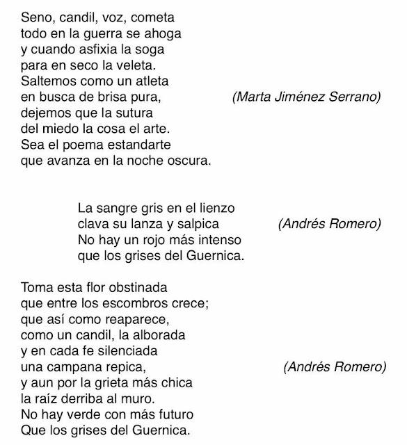 """Jorge Drexler - """"décimas para el Guernica"""""""