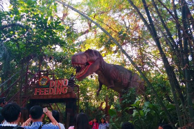 Clark Pampanga, educational field trip, Family, Matthew, Travel, Dinosaurs Island,