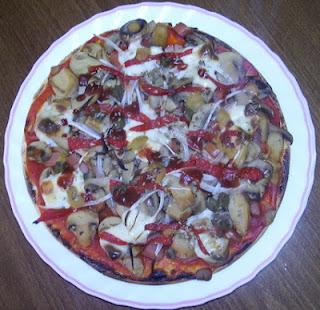 PIZZA A MI ESTILO 1