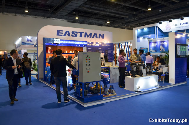 Eastman Exhibition Booth