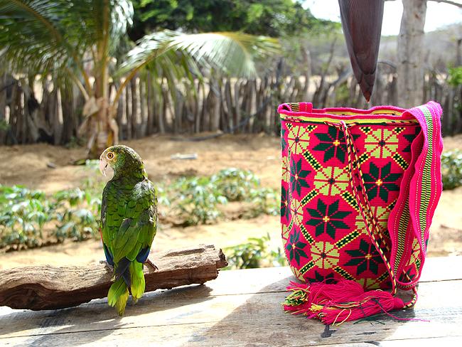 Mama Tierra, Craftmanship, Wayuu bag