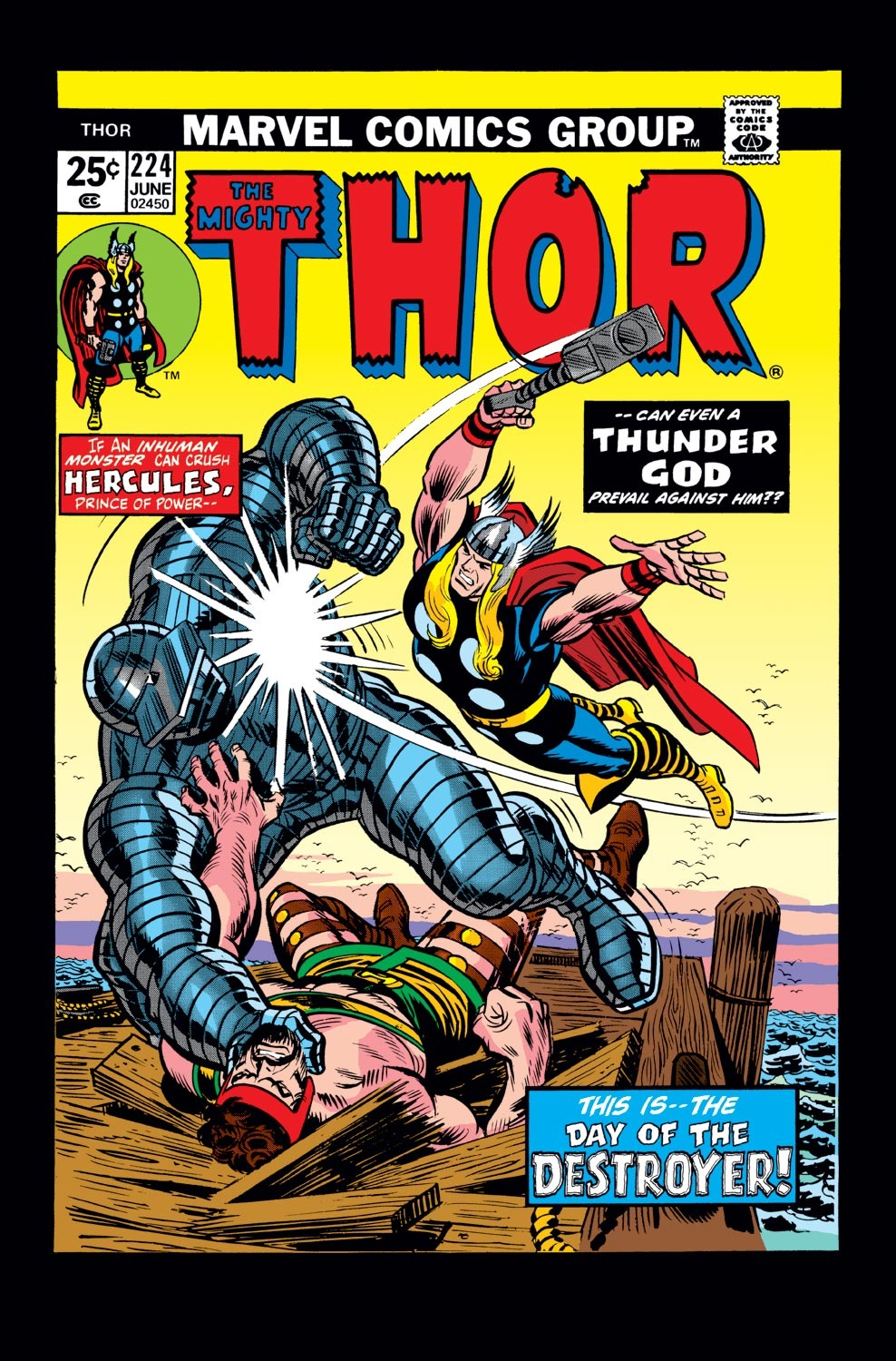 Thor (1966) 224 Page 1