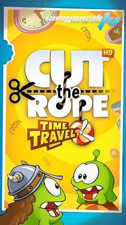 Cut the Rope Time Travel HD Android APK Español
