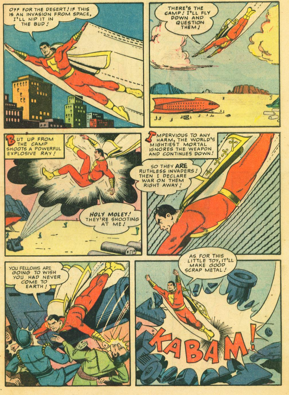 WHIZ Comics issue 119 - Page 5