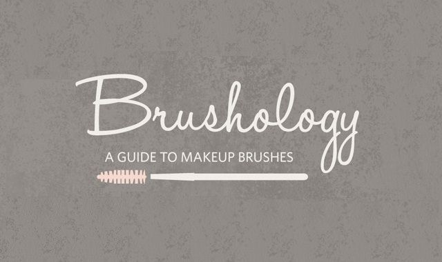 Image: Brushology A Guide to Makeup Brushes #infographic