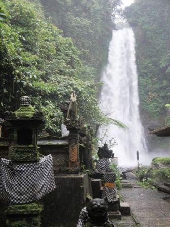 Gitgit Buleleng Singaraja Waterfall
