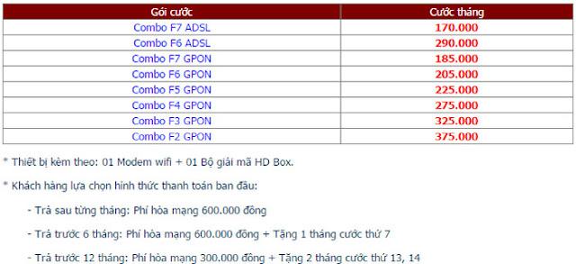 Lắp Mạng Internet FPT Phường Tân Khánh 2