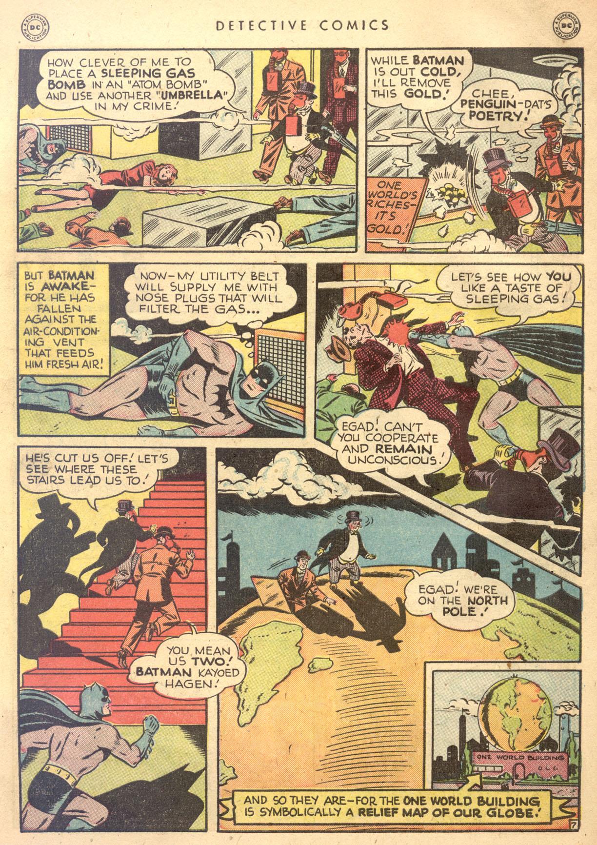 Read online Detective Comics (1937) comic -  Issue #134 - 9