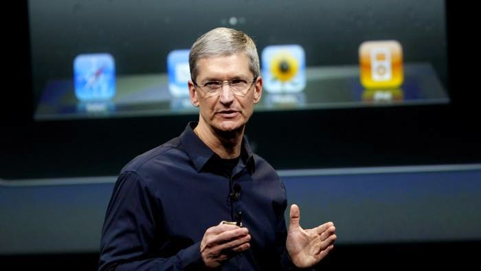 Tim Cook dona il suo patrimonio in beneficenza