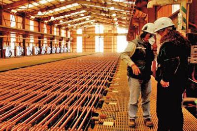 El reglamento interno de Collahuasi también contempla prohibiciones a los trabajadores