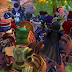 Wizard101 UK Christmas Party, Happy Hours, and The Fourth Week of Advent