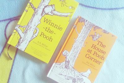 Resensi Winnie The Pooh Dan The House at Pooh Corner dari A.A Milne