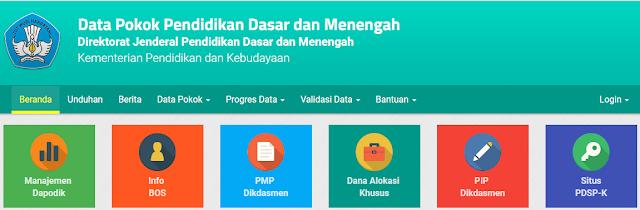 pada kesempatan kali ini admin ingin membagikan informasi mengenai  Penting! Batas Akhir Pengambilan Data (Cut Off) Dapodikdasmen versi 2019