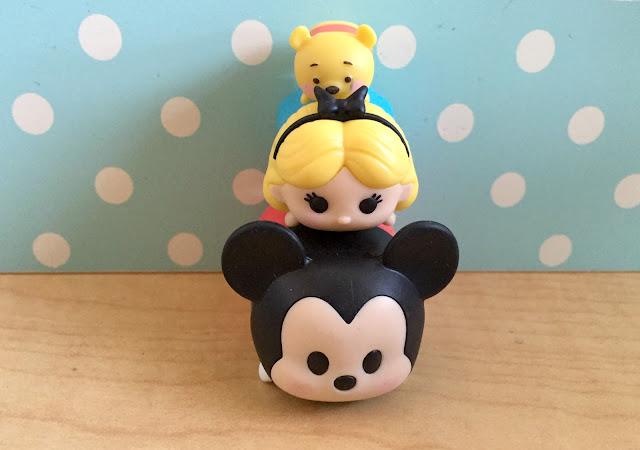 Disney tsum Tsum vinyl 3 pack