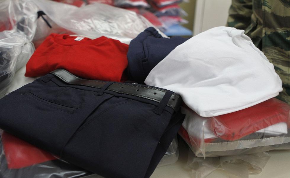 Serán distribuidos 2 millones de uniformes, así como tres millones de morrales de manera gratuita
