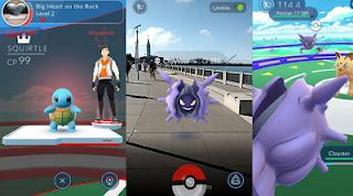 Download Pokemon GO APK Android Terbaru