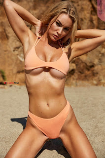 Bryana Holly Beautiful sexy bikini Model in Stunning Bikinis Lovely Cleavages Smooth Ass HQ Pics