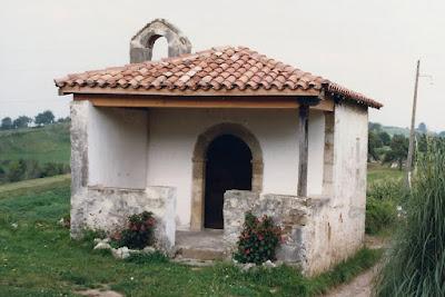 Capilla de Santa Bárbara de Pando, Ribadesella