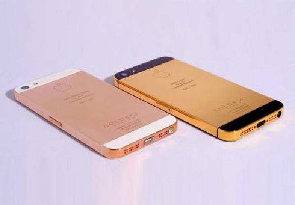 Thay vỏ iPhone 5s chính hãng