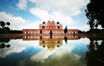 Best places to visit In Delhi, Humayun's Tomb