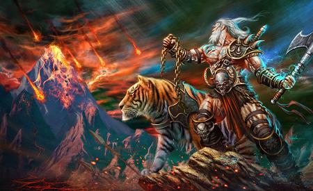 Mơ thấy người Barbarian có ý nghĩa gì?