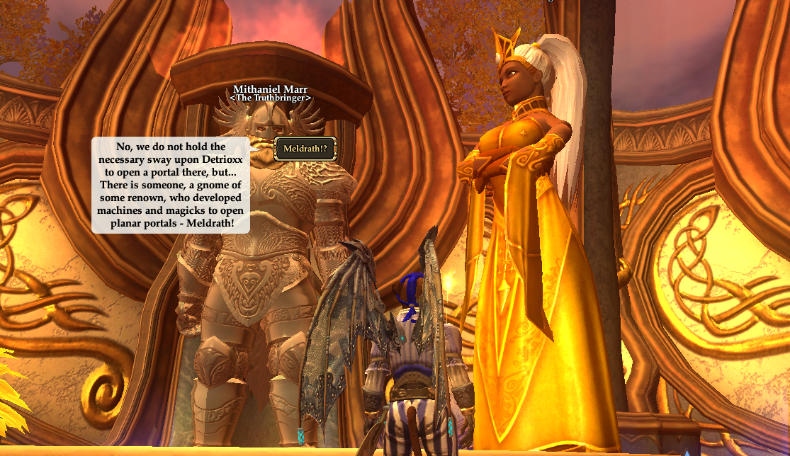 Inventory Full: Give The People What They Want : EQ2