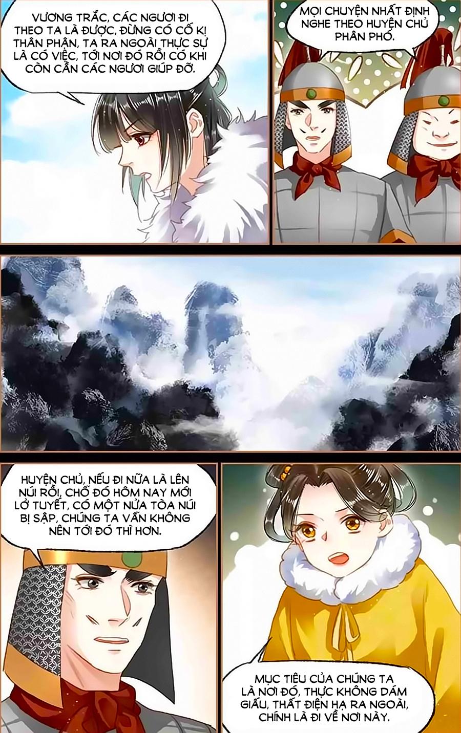 Thần Y Đích Nữ Chap 99 - Trang 7