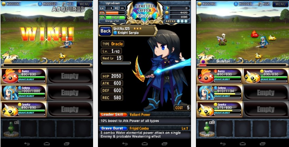 Brave Frontier Mod Apk Android