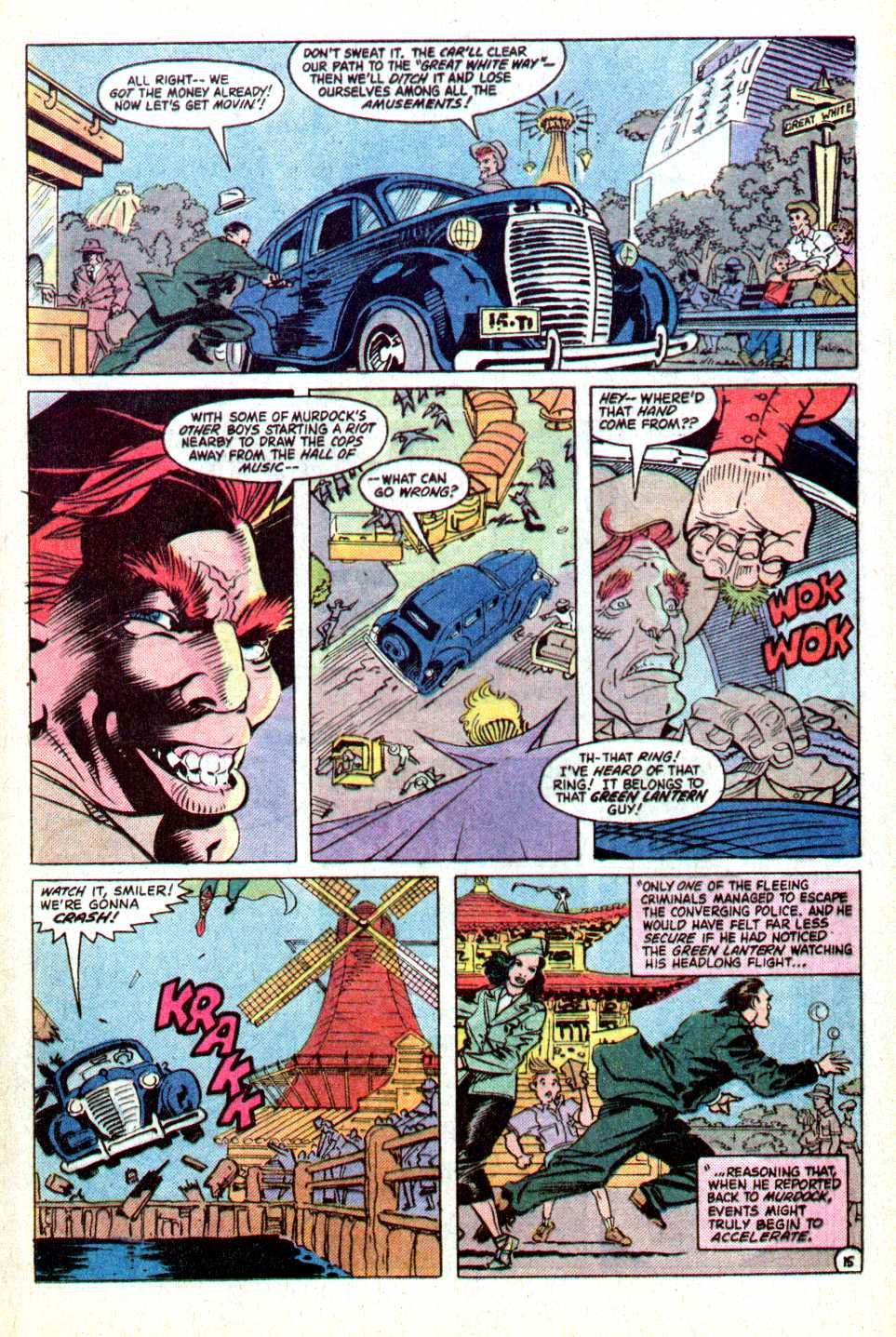 Read online Secret Origins (1986) comic -  Issue #18 - 32