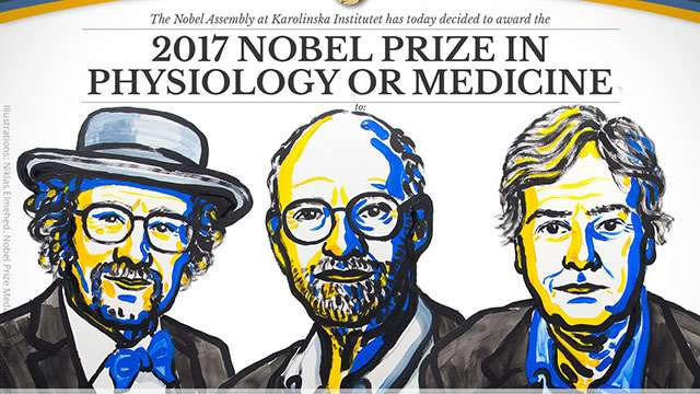 Nobel Prize for medical in 2017