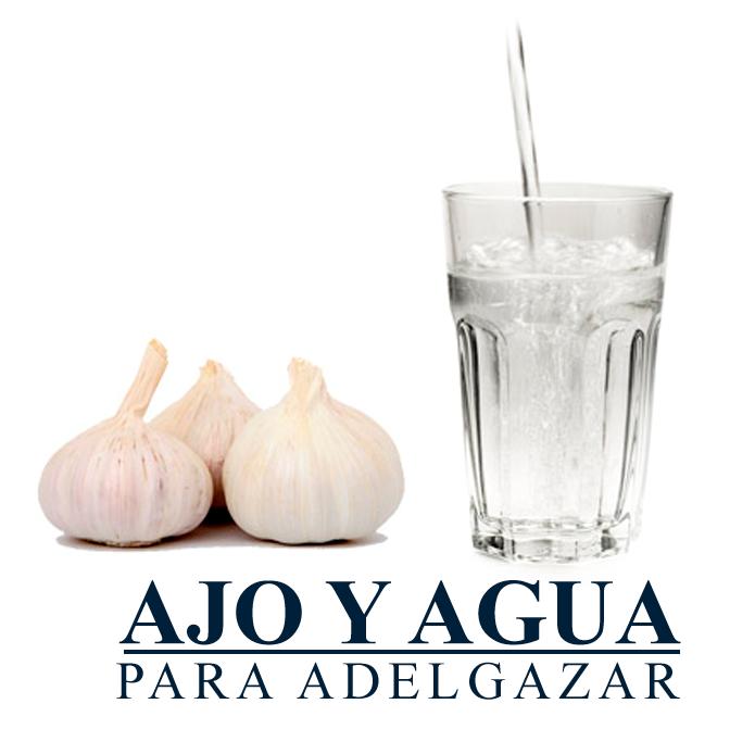 Como se usa el ajo para perder peso