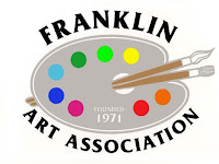 Franklin Art Association January 2, 2019 Meeting