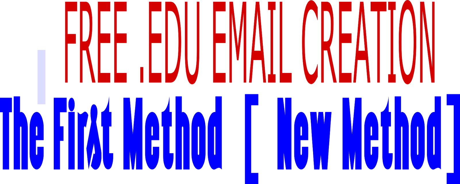 How to Get  Edu Email Account for Free | 2018 ~ Naija Troop