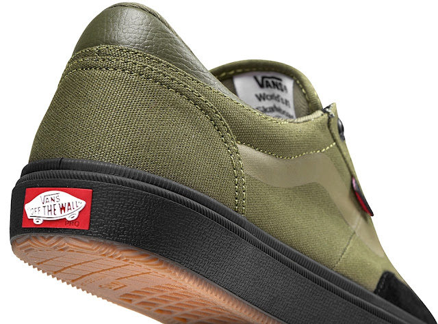 Sepatu Terbaru Vans Gilbert Crockett Pro 2