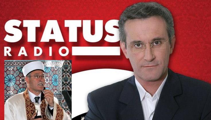 «Εκλεγμένος Μουφτής» για το Status Radio του Αποστολίδη ο ψευδομουφτής Κομοτηνής!