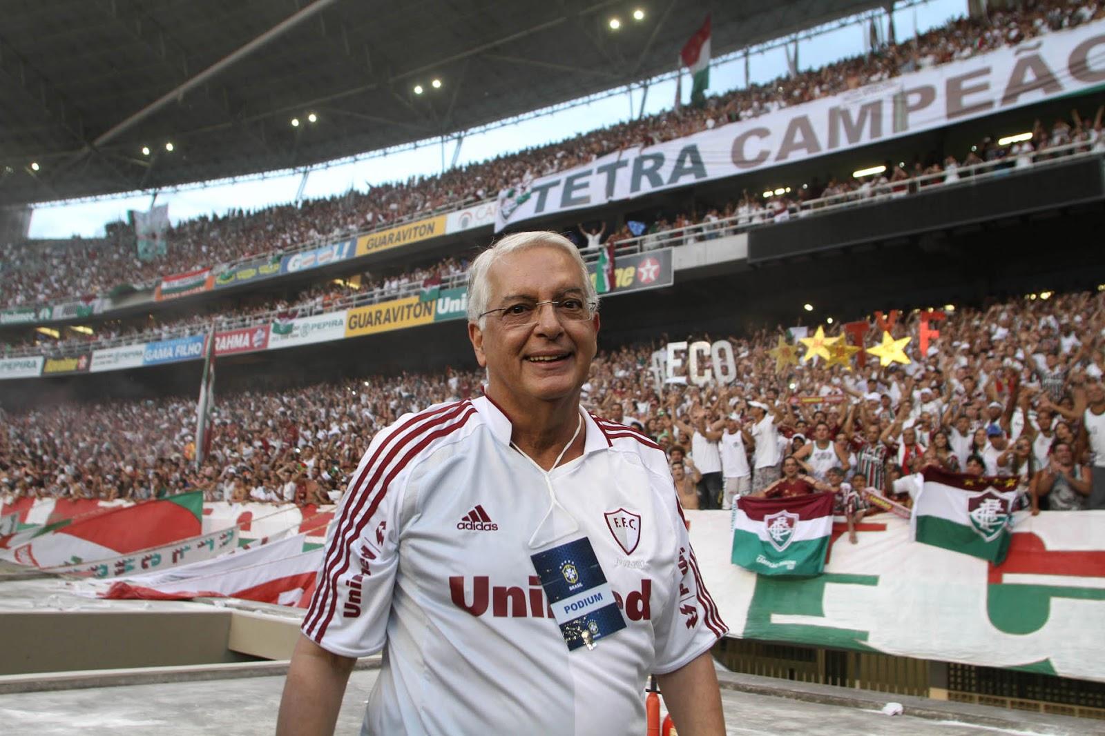 Celso Barros Oferece Ajuda Ao Fluminense Em Sua Rede