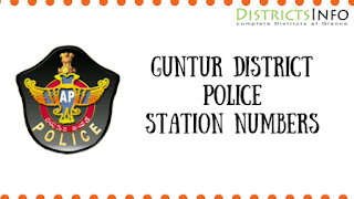 Guntur District Police Station Numbers