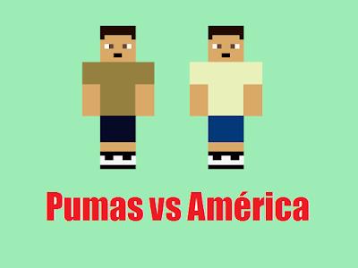 Previa Pumas vs América jornada 11 futbol mexicano