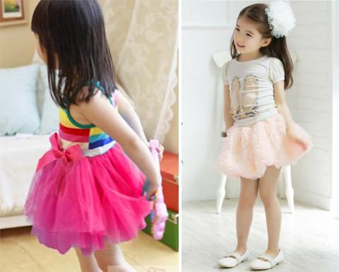 desain baju anak import korea