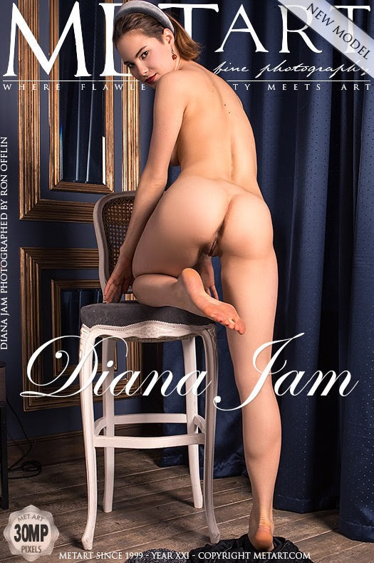 [Met-Art] Presenting Diana Jam - idols