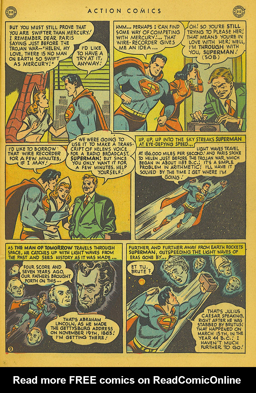 Action Comics (1938) 133 Page 9