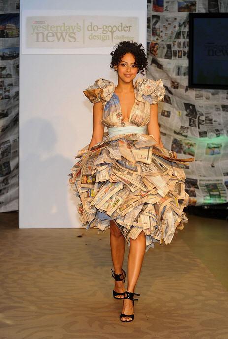 The Stardoll Insiders: Eco Friendly Fashion Design