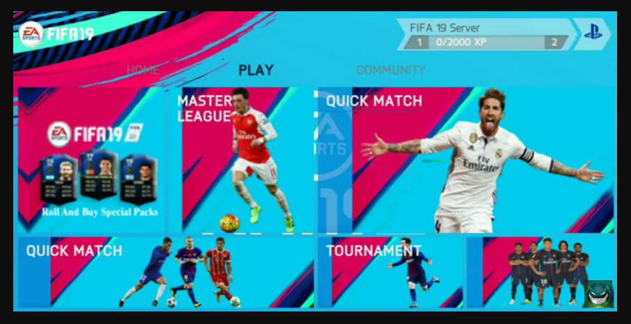 New!!! Download FIFA 14 Mod FIFA 19 New Update Kits And Face