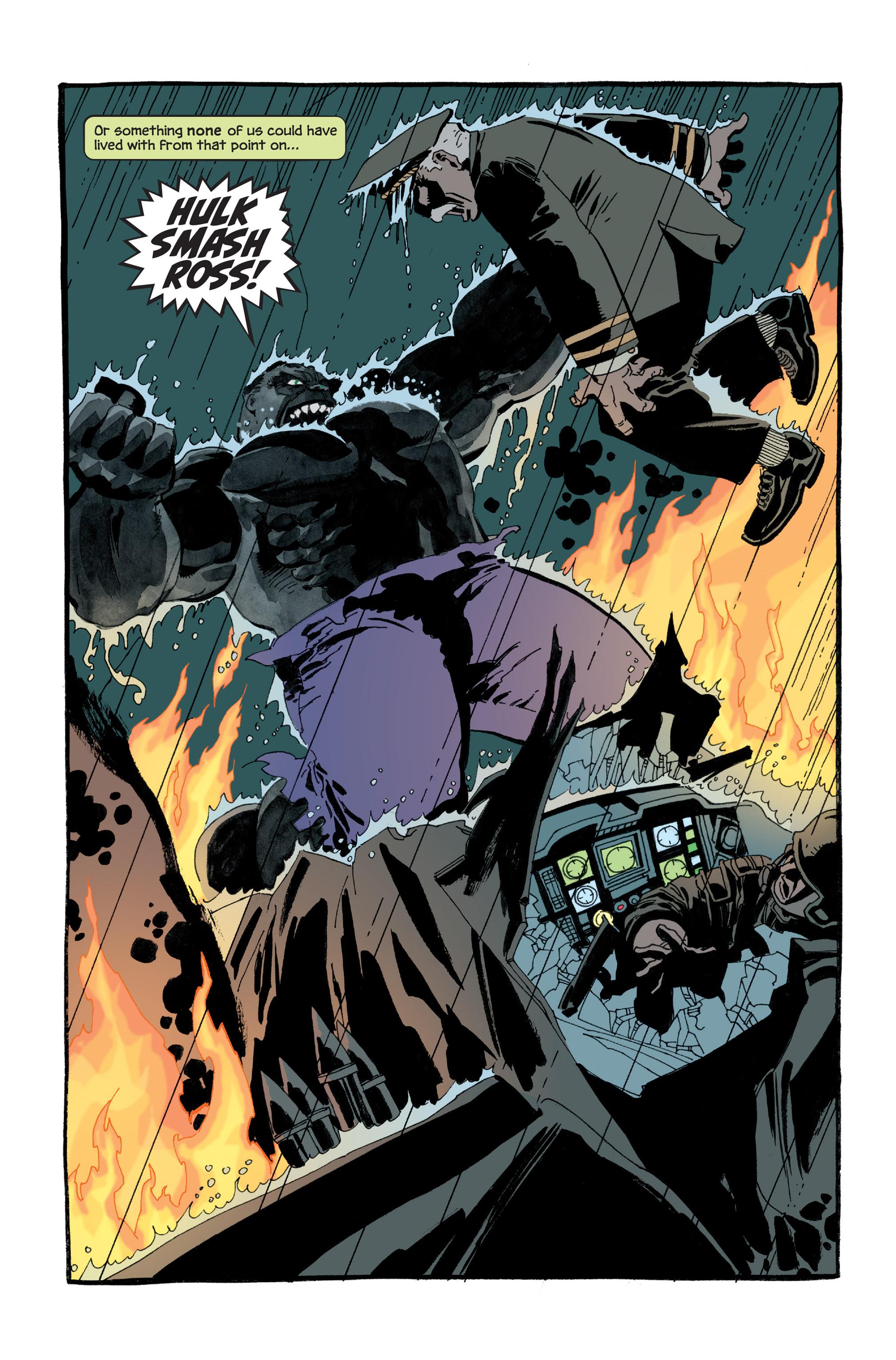 Read online Hulk: Gray comic -  Issue #6 - 7