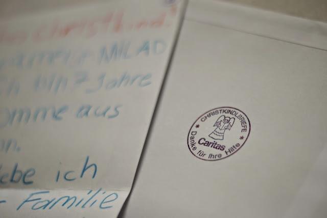 Caritas, Christkindlbrief, Brief, Christkind, Weihnachten, Weihnachtswunsch, Wunsch, Geschenk, Weihnachtsgeschenk, sozial, Hilfe, Xenobiophilia