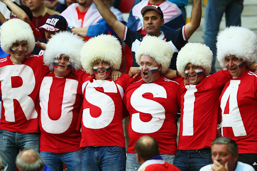 ROAD TO RUSSIA 2018 - RUSSIA (HOST NATION) - #Russia2018 #WorldCup
