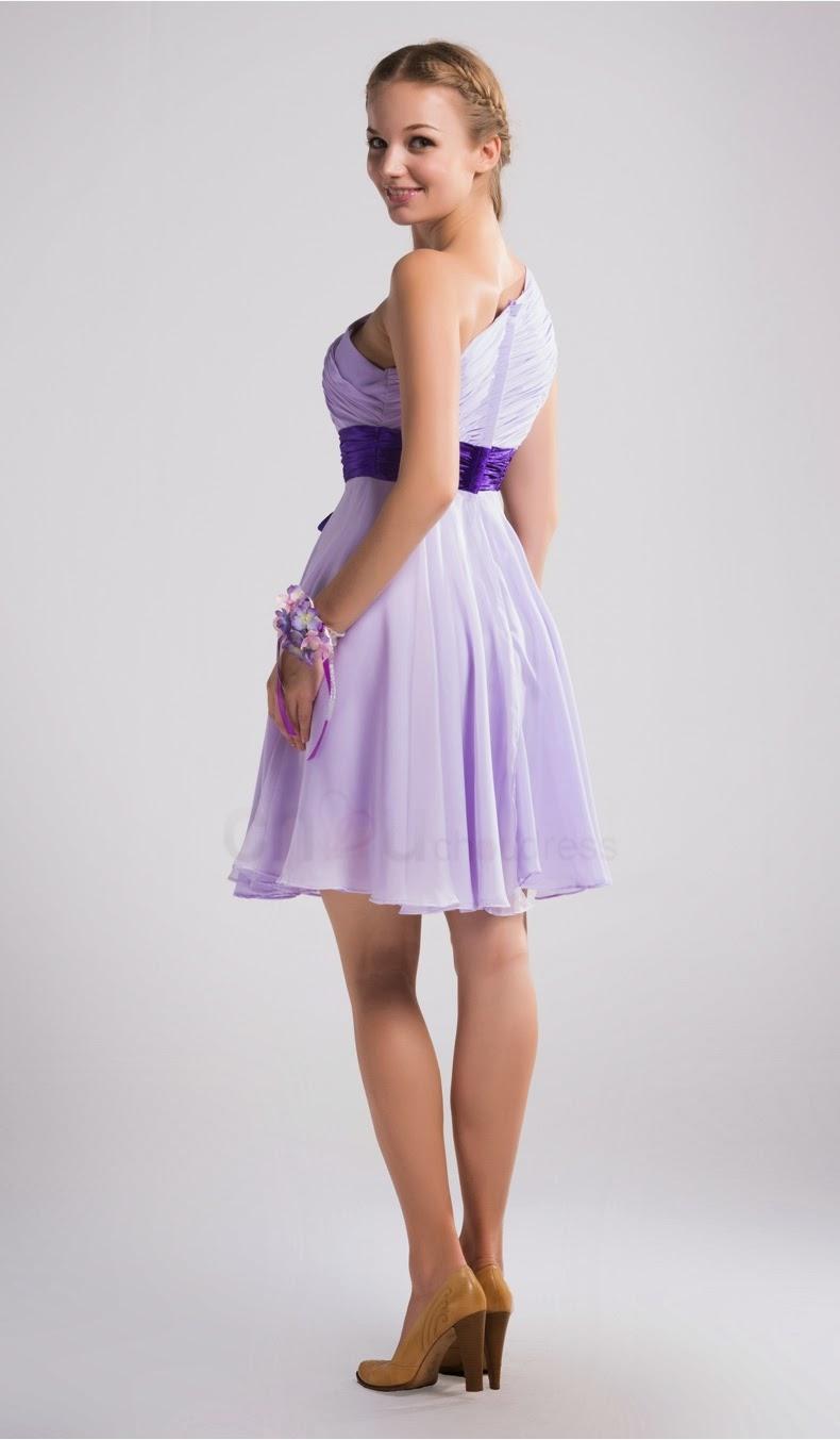 Vestidos cortos de moda y bonitos