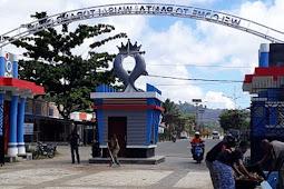 Sambut Obor Asian Games, Kabupaten Raja Ampat Siap Bersihkan Kota Waisai