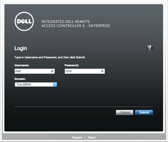 eye tee: Upgrading Dell PowerEdge R710 firmware without an OS